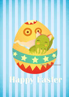 A sweet Easter Wish by killedinhersleep