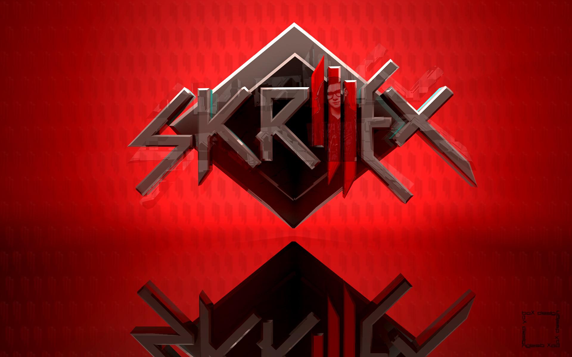 Skrillex wallpaper by boX1515 on DeviantArt