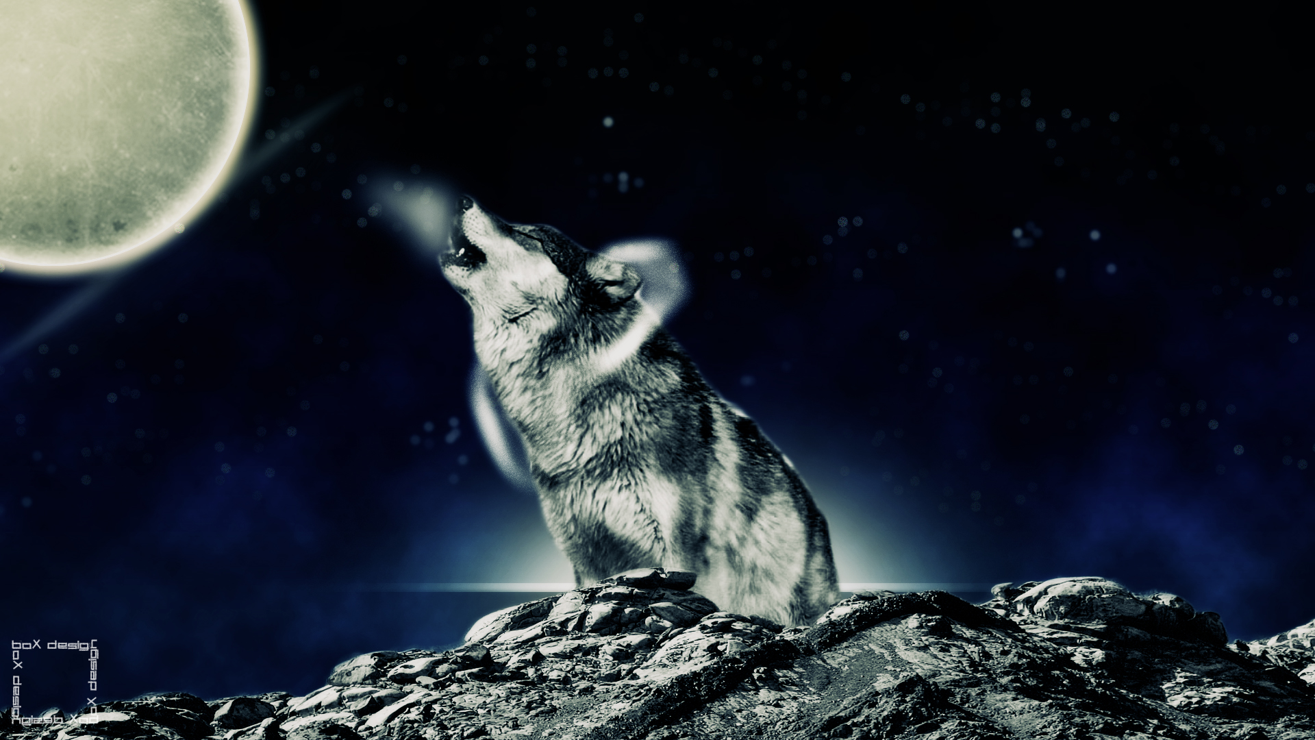 Great Wallpaper Abstract Wolf - wolf_wallpaper_by_box1515-d4q6b9n  HD_145149 .jpg