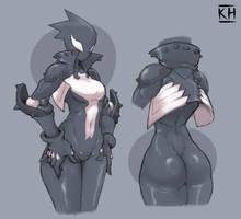she-Venom Mania#3