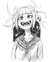 Toga sketch