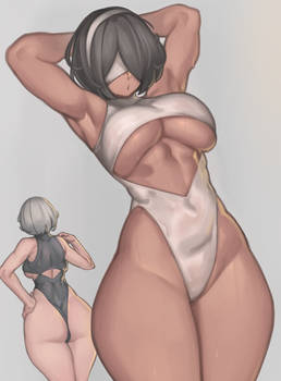 2P and 2B