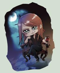 Kain - Hot Vampyr by Reenaka
