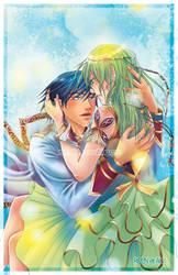 Baldr and Irene by Reenaka