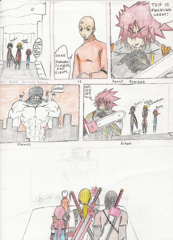 Finally Some Action part 1 by JigenSuzuki