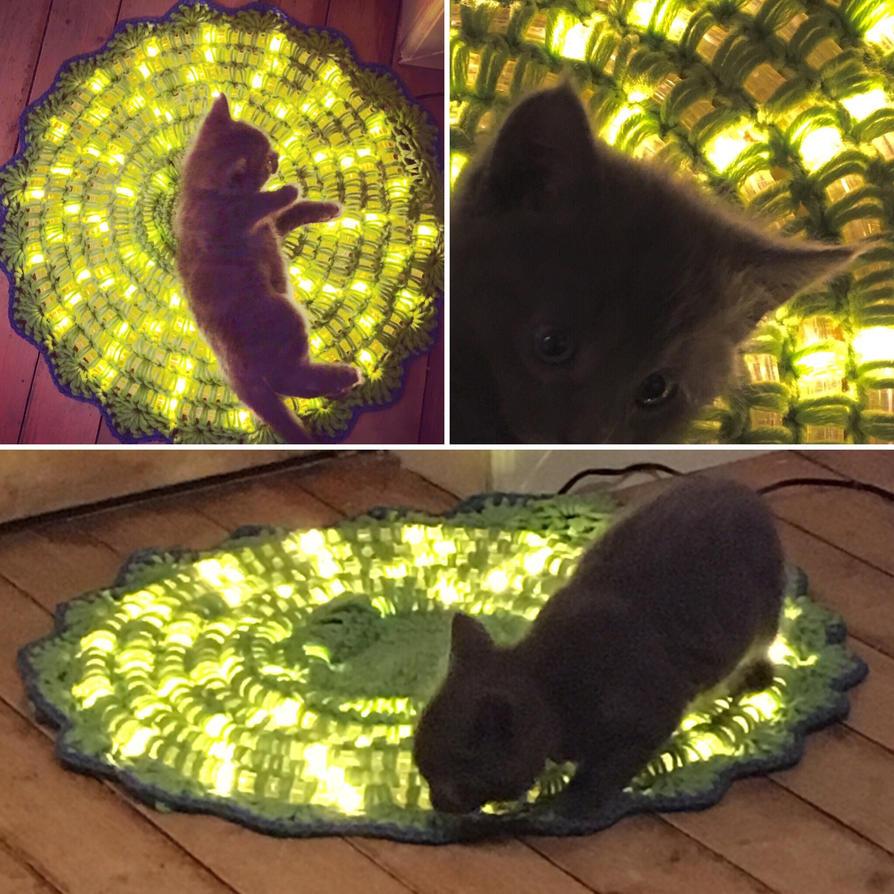 Light carpet by sophitera