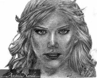 Jessica Alba by SUNNYNARULA18