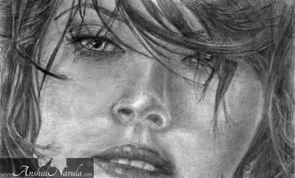 Megan Fox by SUNNYNARULA18