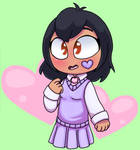 heart point aphmau by Huggggs