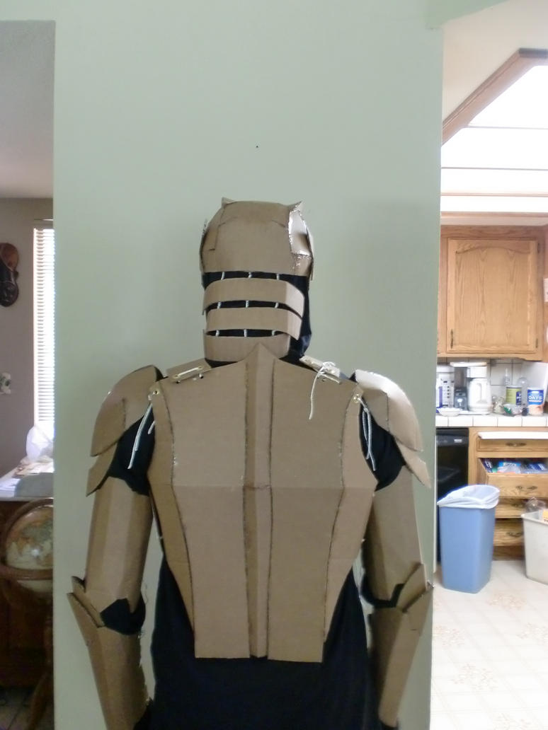 Cardboard armor proto back by ourobouros434 on deviantart for Cardboard armour template