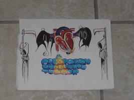 Heart like a death original