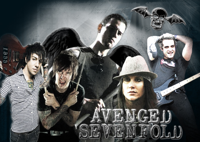 A7x Wallpaper By My Mental Fiction On DeviantArt