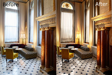 The london Edition Hotel by bitdepthdigital