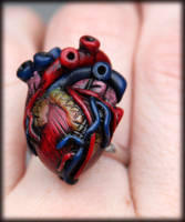 How Much I Love You Ring by NeverlandJewelry