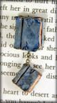 Beloved Book Pin, brooch