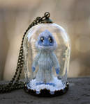 Pet Yeti Necklace