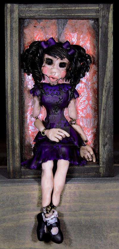 Fiona Doll in the Attic