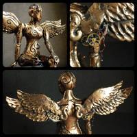 Clockwork Angel detail photos....