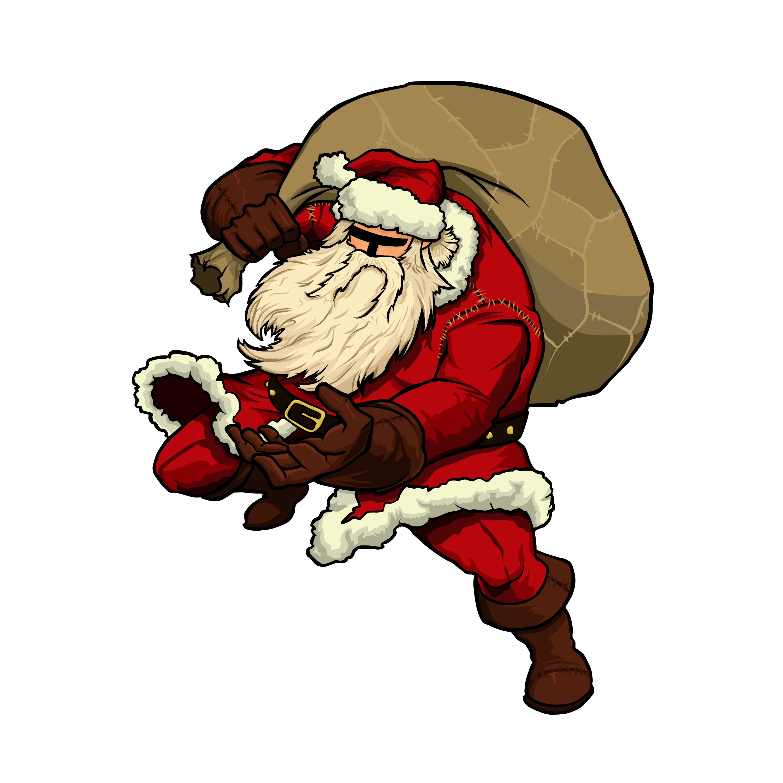 Sfd Christmas 2020 SFD Santa (Xmas Challenge) by DeadPoolSFD on DeviantArt