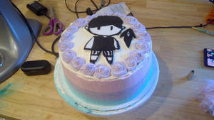 Omori Cake