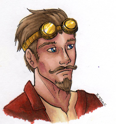 Terraria doodles 3 by K-Pepper
