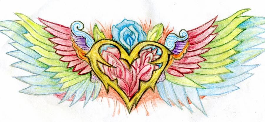 Chest Piece Design - chest tattoo