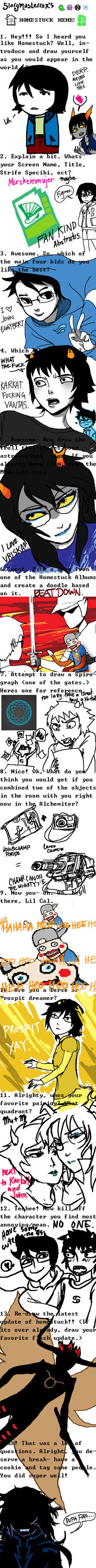 HOMESTUCK MEME OH BLUGH by LightSorceress