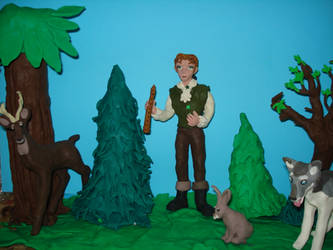 The magic Flute claymation by Xiakeyra