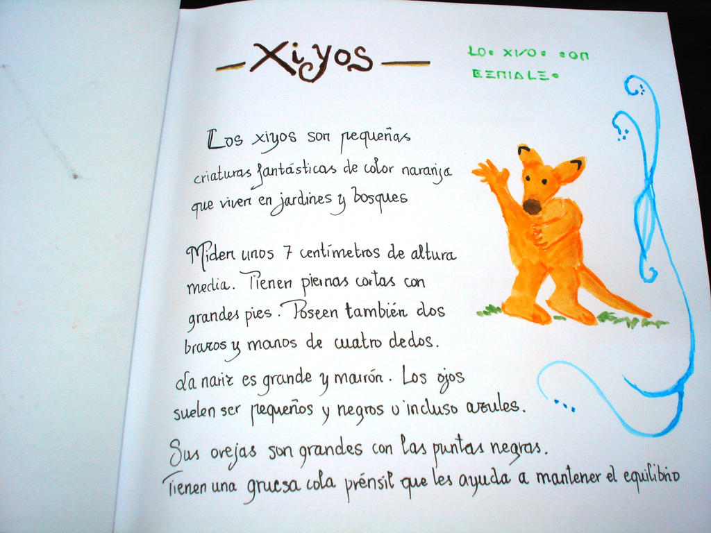 The Book of Xiyos, chapter 1: The Xiyos by Xiakeyra