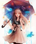(Yashiro Nene) Rainy Wonderland #chy12k DTIYS