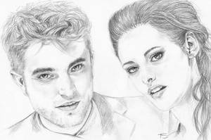 Rob and Kristen BD Premiere by sourcherry1