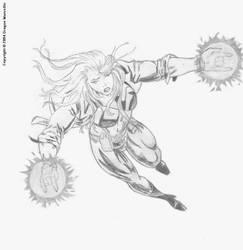 Glare Punisher -Lynn Michaels-