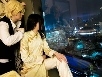 Finder: Macau by Juka-Sama