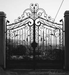 Gate by YourLittleBunny