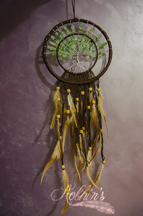 The LifeTree dreamcatcher by YourLittleBunny