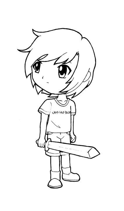 Chibi Percy Jackson By Keitochan29 On Deviantart