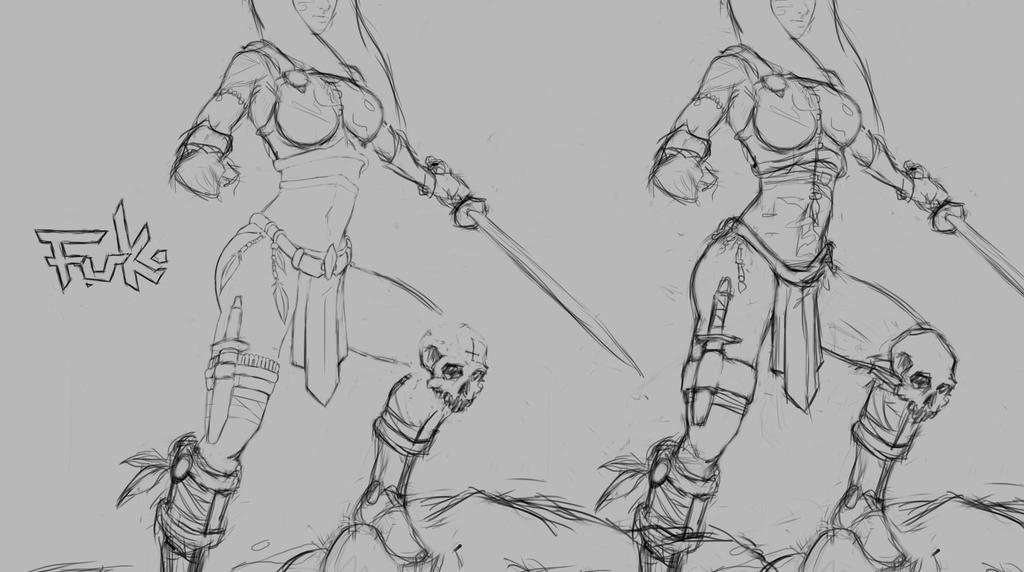 Detail Level / Born progress by FuKc-YeAh