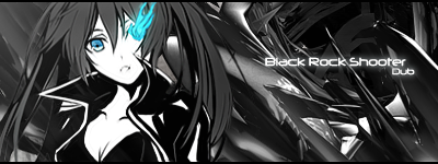 Black Rock Shooter Sig Ver. 2 by Exartia