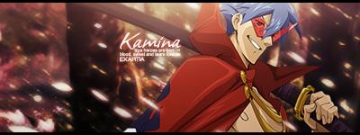 Kamina Sig by Exartia