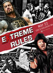 WWE Extreme Rules Poster 2016 V2