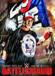 WWE Battleground Poster 2016