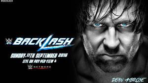 WWE Backlash 2016 Desktop Wallpaper