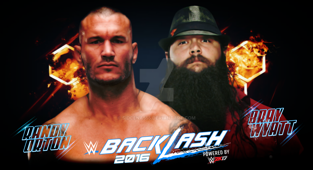 Randy Orton Vs Bray Wyatt