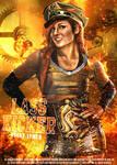 Becky Lynch Poster 2016