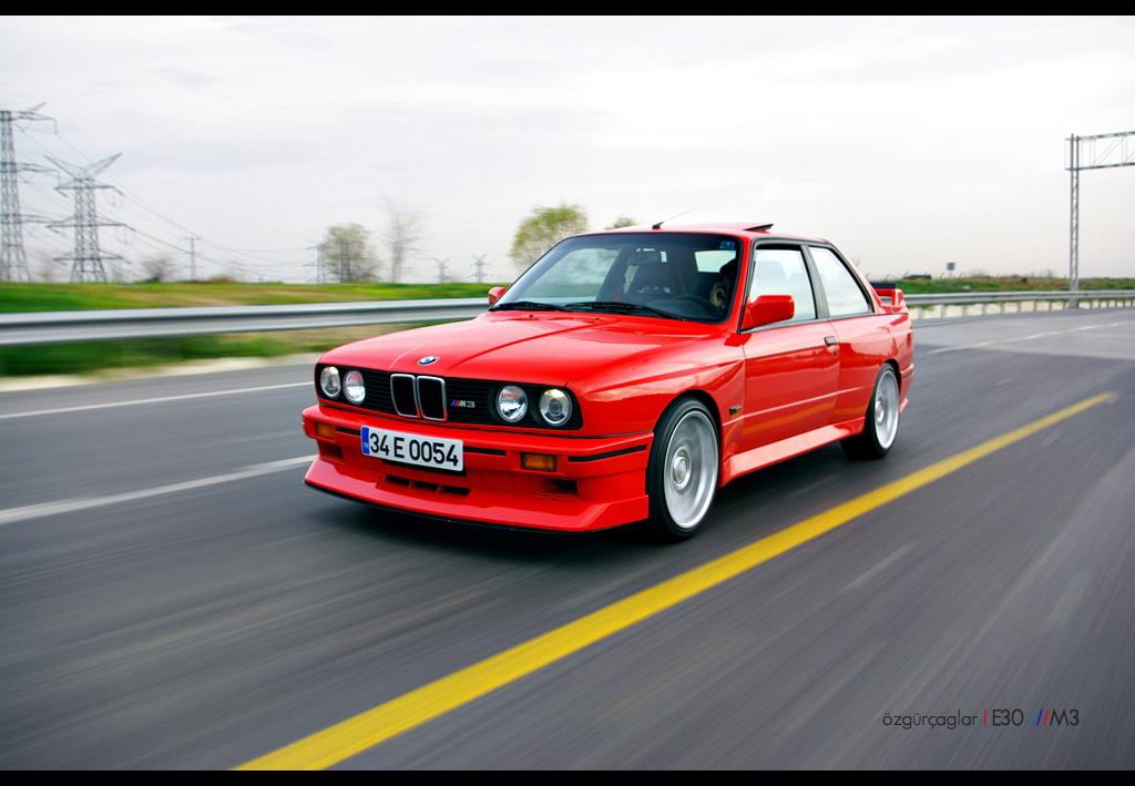 buy a BMW e30 m3