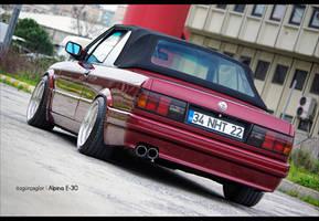 BMW E-30 Alpina - 3 by rugzoo