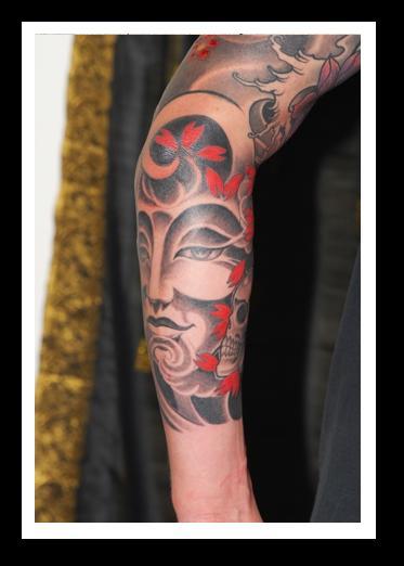 sleeve tattoo designs