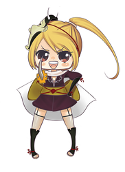 Chibi Iroha by AlysCreek