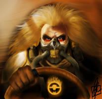Immortan Joe - mad max: fury road by Whatiamnot