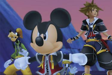 King Mickey's Court Avatar by Keybearer4